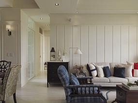 现代别墅客厅设计