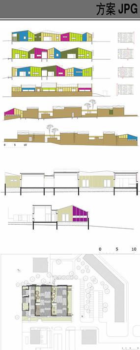 幼儿教育建筑设计