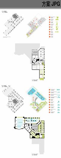 幼儿园建筑规划布局