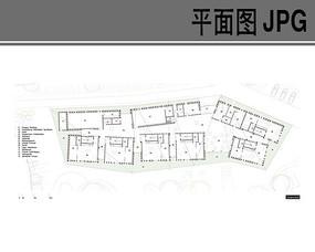 幼儿园平面布局设计图