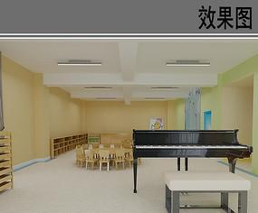 早教中心音乐教室 JPG