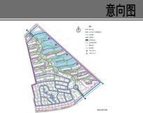 麦迪逊花园景观道路交通分析图 JPG