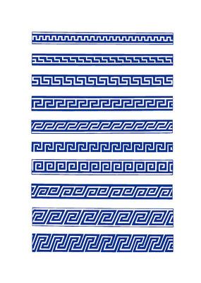 矢量的传统纹理 AI
