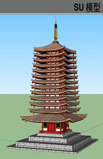 日本塔房 skp