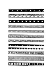矢量的传统纹理