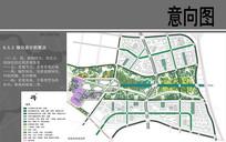天津北洋园景观绿化设计图