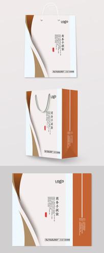 商务包装手提袋设计