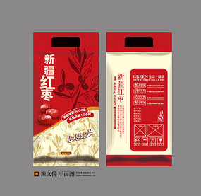 新疆枣包装