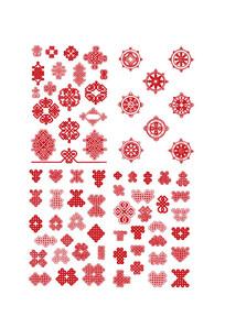 中国结的传统花纹