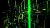 立体空间线条视频 mov