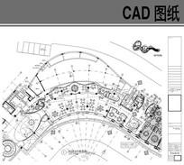 深圳经典酒店中餐厅平面图