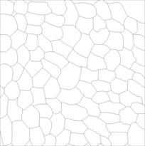 水立方雕刻图案 CDR