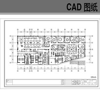 新概念饭店平面图