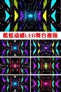 酷炫动感LED舞台视频