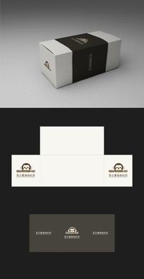 简约高档质感时尚包装盒设计