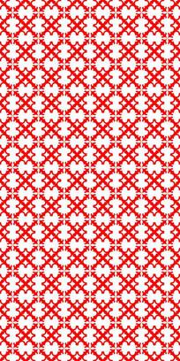 雅典红花纹理图案