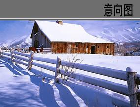 高原上的木屋