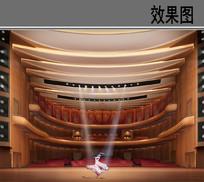 剧院舞台效果图
