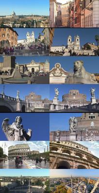 欧洲罗马动态视频