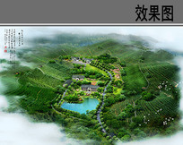山中别墅规划