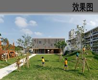 幼儿园建筑环境设计 JPG