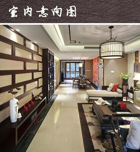 新中式风格室内装修