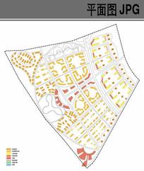 美丽乡村规划设计功能分析图