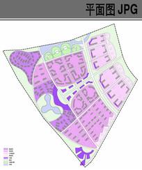 美丽乡村规划设计建筑分析图 JPG