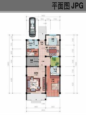花园住宅小区总平面图 欧式高层住宅su模型 苏式联排su住宅建筑 现代