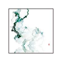 新中式抽象山水意境装饰画