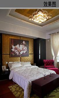 超豪华私家卧室