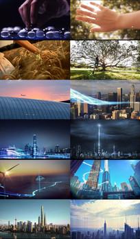 地球星空动态视频 mov