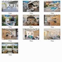 度假海滩别墅空间设计