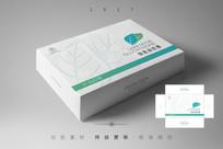 簡約保健品包裝設計