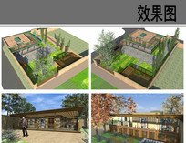 民族特色村庄建筑设计 JPG