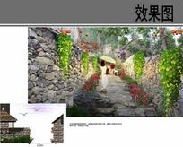 村庄宅间道路设计 JPG