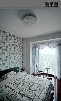 多图案卧室