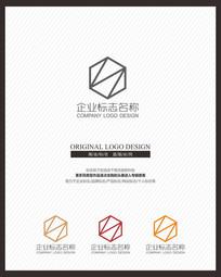 家装室内设计公司标志 CDR