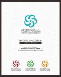 企业服务商务品牌标志设计