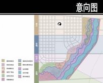 文化主题公园景观设计分析图 JPG