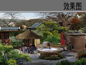 乡村艺苑效果图 JPG