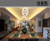 中式元素餐厅