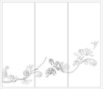镂空花纹雕刻图案
