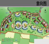 美丽村庄规划平面图 JPG