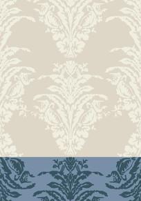 地毯花纹印花图案 CDR