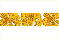 花瓣移门图案