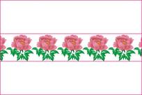花朵移门图案