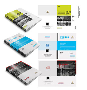 集团画册封面设计