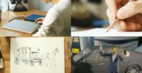 汽车公司发展历程视频