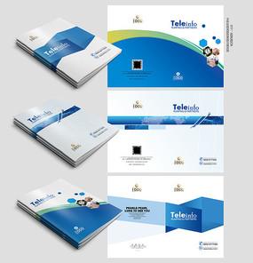 原创科技信息封面设计 PSD